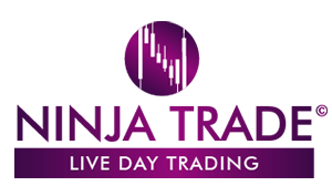 NINJA Trade live day trading membership logo