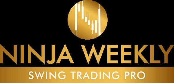 NINJA weekly swing trading PRO logo