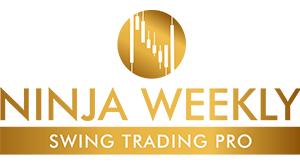 NINJA weekly swing trading pro membership logo