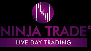 NINJA Trade live day trading logo